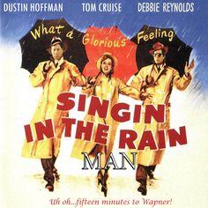 Singing in the Rain Man