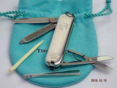 ティファニー 1837 スイスアーミーナイフ