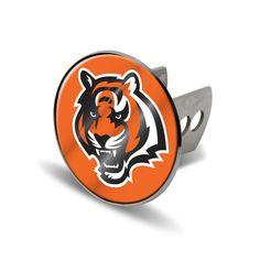 Cincinnati Bengals NFL Laser Cut Hitch Cover