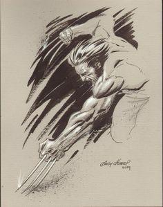 Wolverine - Andy Kubert