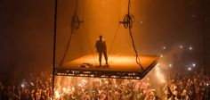 Kanye West Concert Ends Abruptly After Half Hour Rant On Jay-Z/Beyonce Drama