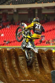 Atlanta SX Gallery - Supercross - Racer X Online Motorcross Bike, Motocross Riders, Motorcycle, Mx Bikes, Moto Cross, Dirtbikes, Super Bikes, Hare, Trials