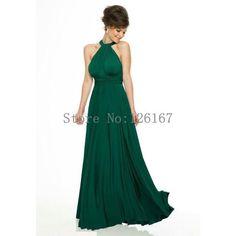 Abendkleider Emerald Green Formal Dress Evening Criss Cross Sexy Simple Long Evening Gown Women Bridesmaid Robe De Soiree CGE406