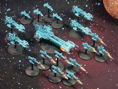 battlefleet gothic space marine - Google Search