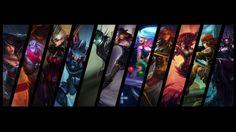 League of Legends Background 2h