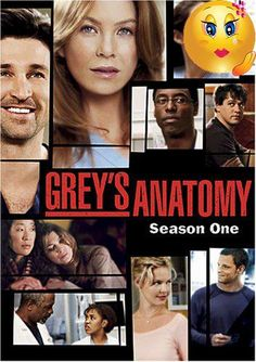 "#onsale #GREY'S ANAMTOMY is ""a winner,"" raves the New York Daily News. Both a critical hit and fan favorite, #season one burst onto the television landscape with ..."