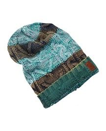 Cable Stripe Knitted Beanie   Mens Clothing   Accessories at Scotch   Soda f7445758c0f6