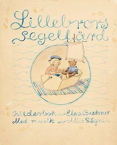 "ELSA BESKOW, ""Lillebrors segelfärd."