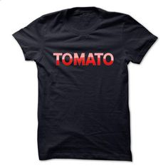 tomato - #shirt skirt #tshirt outfit. I WANT THIS => https://www.sunfrog.com/Valentines/tomato-24974865-Guys.html?68278