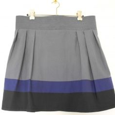 Make your own colorblocked skirt with this tutorial.