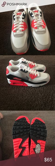 new styles 6231b eecc3 Nike air max 90 s size 6y Nike air max 90 s size 6y Nike Shoes Sneakers Nike