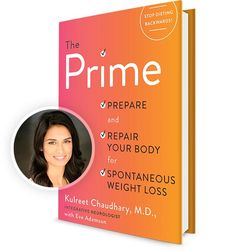 The Prime book by Kulreet Chaudhary, M.D.