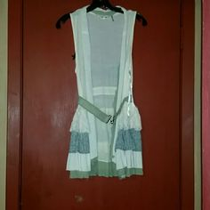 Lulumari vest Lulumari vest Tops
