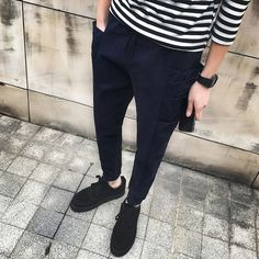 Find More Casual Pants Information about Military Gym Clothing 2016 Sport Men Pants, Casual Mens Joggers Men's Jeans Stretch Pants Feet Pencil Korean Slim Trousers Tid ,High Quality pants jumpsuit,China pocket vehicles Suppliers, Cheap pocket stamp from My fashion clothes on Aliexpress.com