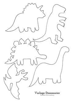 A dinosaur birthday - LoveLetter- Ein Dinosaurier-Geburtstag – LoveLetter A dinosaur birthday – LoveLetter - Dinosaur Worksheets, Dinosaur Activities, Dinosaur Crafts, Dinosaur Decorations, Dinosaurs Preschool, Dinosaur Coloring, Dinosaur Pattern, Dinosaur Birthday Party, Felt Crafts