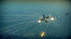 Birds of Steel on PS3  (P-51D Mustangs)