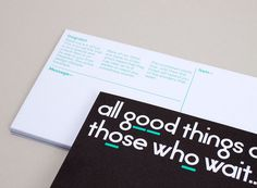 Compliment slip designed by Build for on-line furniture, fashion and jewellery store Dsigndot.