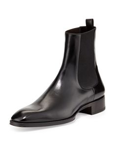 Handmade men brown boots, pointed toe brown leather boot for men, men boots - Mens Brown Boots, Black Leather Chelsea Boots, Brown Leather Boots, Men Boots, Mens Chelsea Boots, Real Leather, Leather Men, Soft Leather, Tom Ford Boots