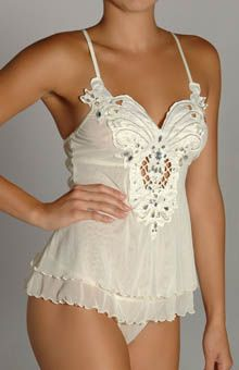 Leg Avenue Butterfly Babydoll With G-string Set 81106  $35.00  http://www.herroom.com/leg-avenue-81106-butterfly-babydoll-with-g-string-set.shtml