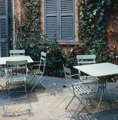 Crea un jardín mediterráneo: Asegúrate de que sea funcional