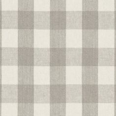 Old Forge Gingham - Oyster/Cream - Checks - Fabric - Products - Ralph Lauren Home - RalphLaurenHome.com