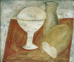 "treebystream: "" Andre Derain Still Life, 1913 "" André Derain, Henri Matisse, Still Life Artists, Most Famous Paintings, Still Life Images, French Artists, Painting Inspiration, Illustration Art, Canvas Art"