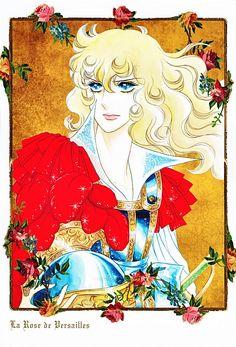 Ikeda Riyoko – The Rose of Versailles Real Anime, Old Anime, Manga Anime, Manga Artist, Comic Artist, History Of Manga, Lady Oscar, Female Knight, Lady Knight