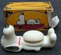 Avon, Floating Snoopy Soap Dish