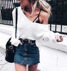How to Wear a Bralette: 30 Bralette Outfit Ideas - Part 2