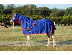 Cotton Set Horse Rug Pony Supreme Horseware Show Sets
