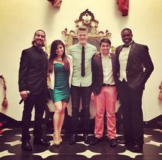 Really great group of acapella singers! Love Pentatonix