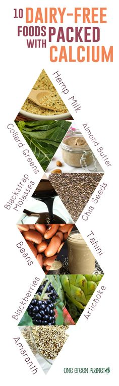 Calcium is not just in #milk! #BeFitEverywhere