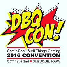 HUGE news #Dubuque! #DBQCon is coming back on Oct 1st and 2nd 2016! We are so excited! #Iowa