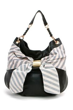 Deux Lux Heidi Girl Hobo Bag Guess Purses, Bow Bag, Purse Styles, Purse 161f2bf08d
