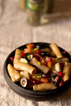 The pasta salad -a potluck favorite – but this one is sure to win the prize for best pasta salad among all your friends. In addition, it will only take 20 minutes to make and it is fully customizable. Some ways to enhance the health and the taste is to add various herbs. You can also increase the crunch by adding onions and bell peppers. A great summertime treat.
