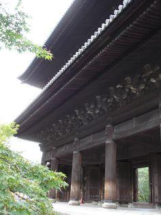 南禅寺 Nanzen-ji Temple / Temple Nanzen-ji