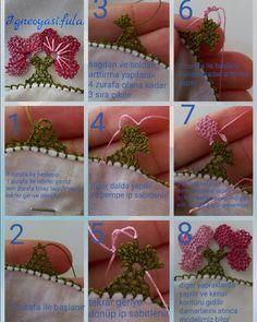 35 Adet Kolay İğne Oyası Modelleri ve Resimli Anlatımlı Yapılışları Filet Crochet, Crochet Earrings, Elsa, Jewelry, Cases, Needlepoint, Dressmaking, Jewlery, Bijoux