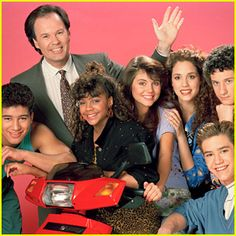 'Saved By the Bell' Pop-up Restaurant Coming to Los Angeles!