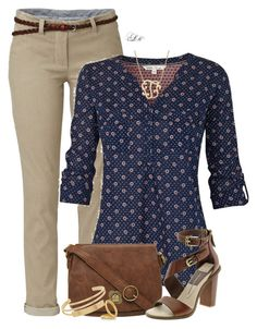 Casual Office by tmlstyle on Polyvore featuring polyvore, fashion, style, Fat Face, Nica, Yves Saint Laurent, Giani Bernini, Maiyet, Dolce Vita and clothing