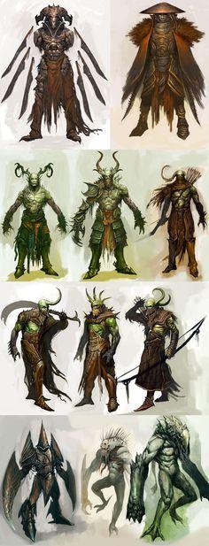 CONCEPT OF: Guild Wars by ConceptCraniopagus on DeviantArt