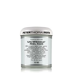 Peter Thomas Roth - Un-Wrinkle Peel Pads Deluxe