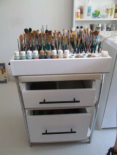 paint storage - Google Search