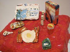 Breakfast Table- Claes Oldenburg