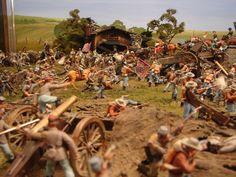 war dioramas - Google Search