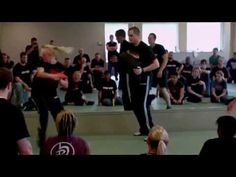 USA: Krav Maga Survival training against Firearms - by Michael Rueppel - YouTube
