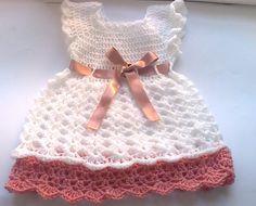 Ravelry: Pretty crochet baby dress by Andree Tünde