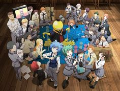 La segunda temporada de Ansatsu Kyoushitsu se estrenará el 7 de Enero del 2016.