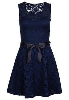 Robe de soirée - bleu