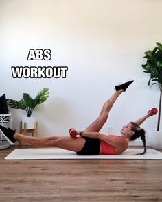 Morning Ab Workouts, One Song Workouts, Mini Workouts, Workout Songs, Workout Videos, Cheer Workouts, Yoga Workouts, 10 Minute Ab Workout, 10 Minute Abs