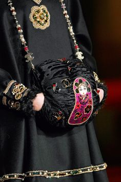 Chanel - Pre-Fall 2009 Collection Chanel - Paris-Moscou Accessories - 2009